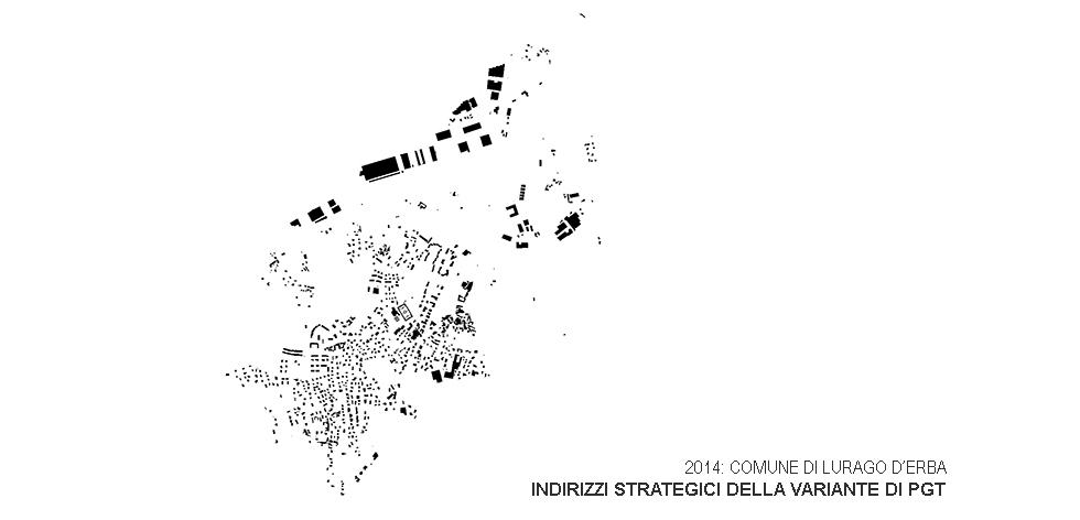 Indirizzi strategici della variante di PGT del comune di Lurago d'Erba