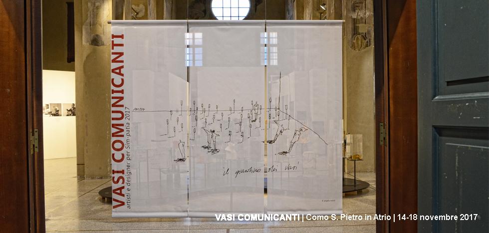 Vasi Comunicanti | Como S. Pietro in Atrio